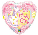 It's a girl hart